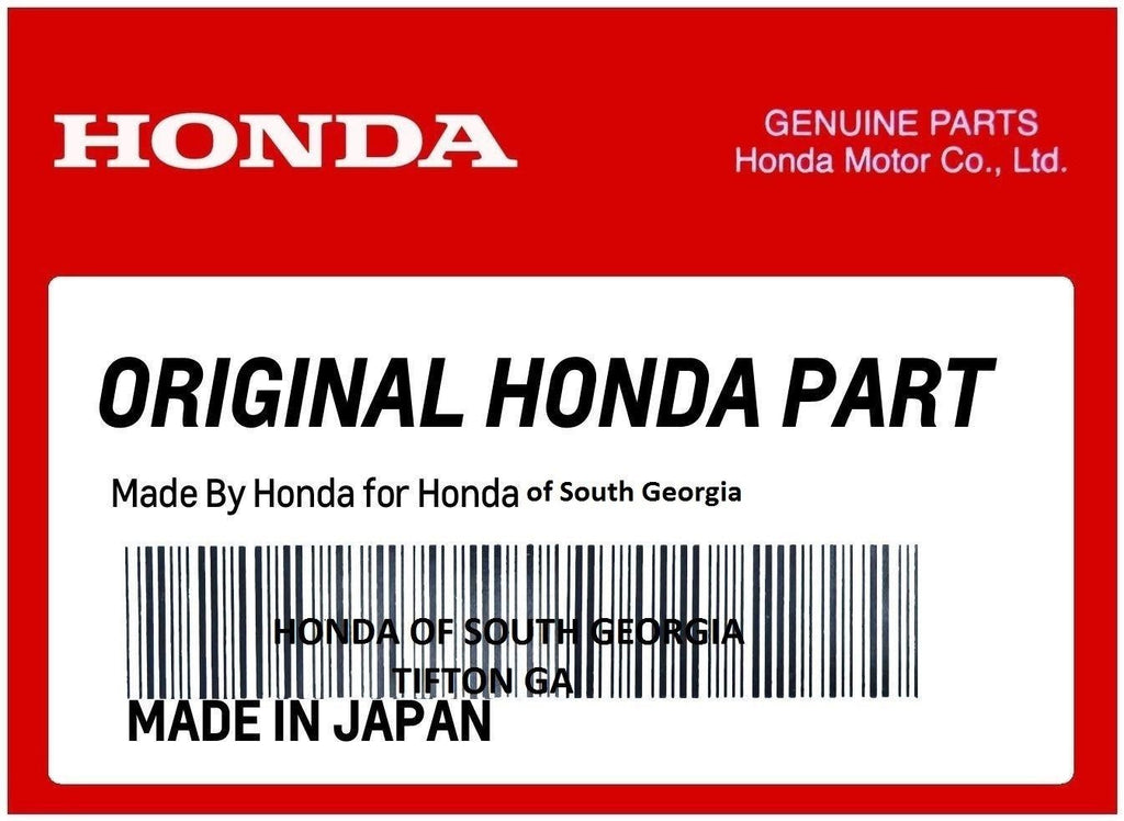 Honda Control Kit Part # 04101-Z6L-000