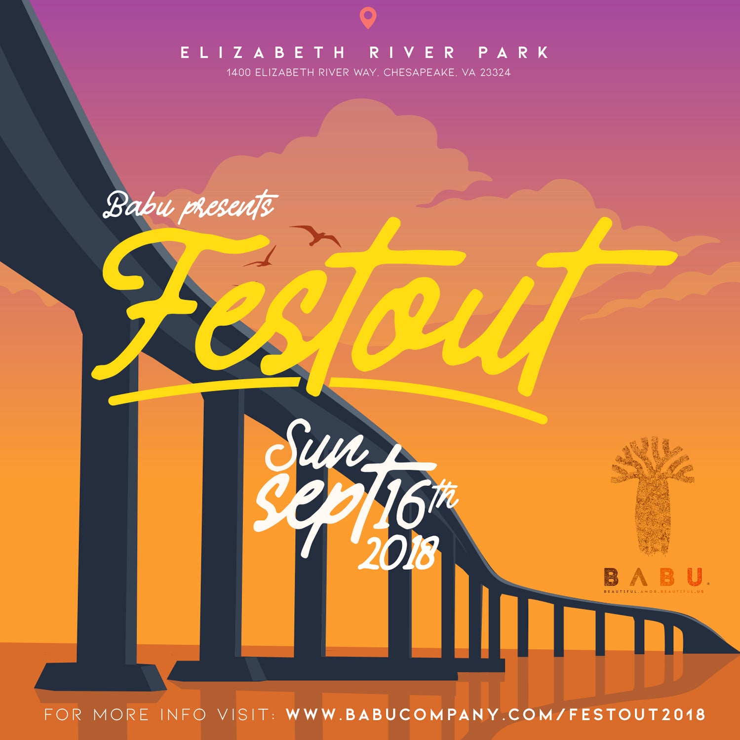 FestOut 2018 : Event Admission