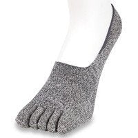 5 Toes Socks | Grey - CHERRYSTONE by MARKET TO JAPAN LLC