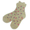 Pack of 6 Rabbit and Dove Patterned Women's Soft Knit Crew Socks - CHERRYSTONE