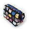 Zippered Toiletry Pouch | Cat Expo | Black - CHERRYSTONE
