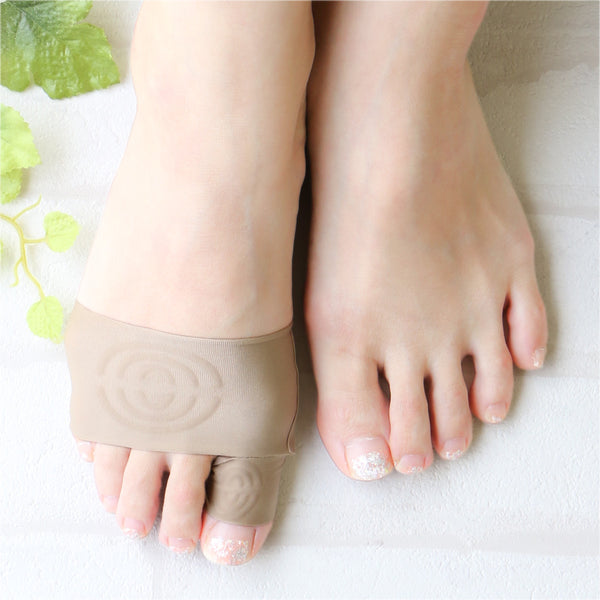 Single Bunion Support Footcare Cover | Right Foot - CHERRYSTONE by MARKET TO JAPAN LLC