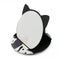 Cat Shaped Compact Mirror | Small | Dancing Cats - CHERRYSTONE