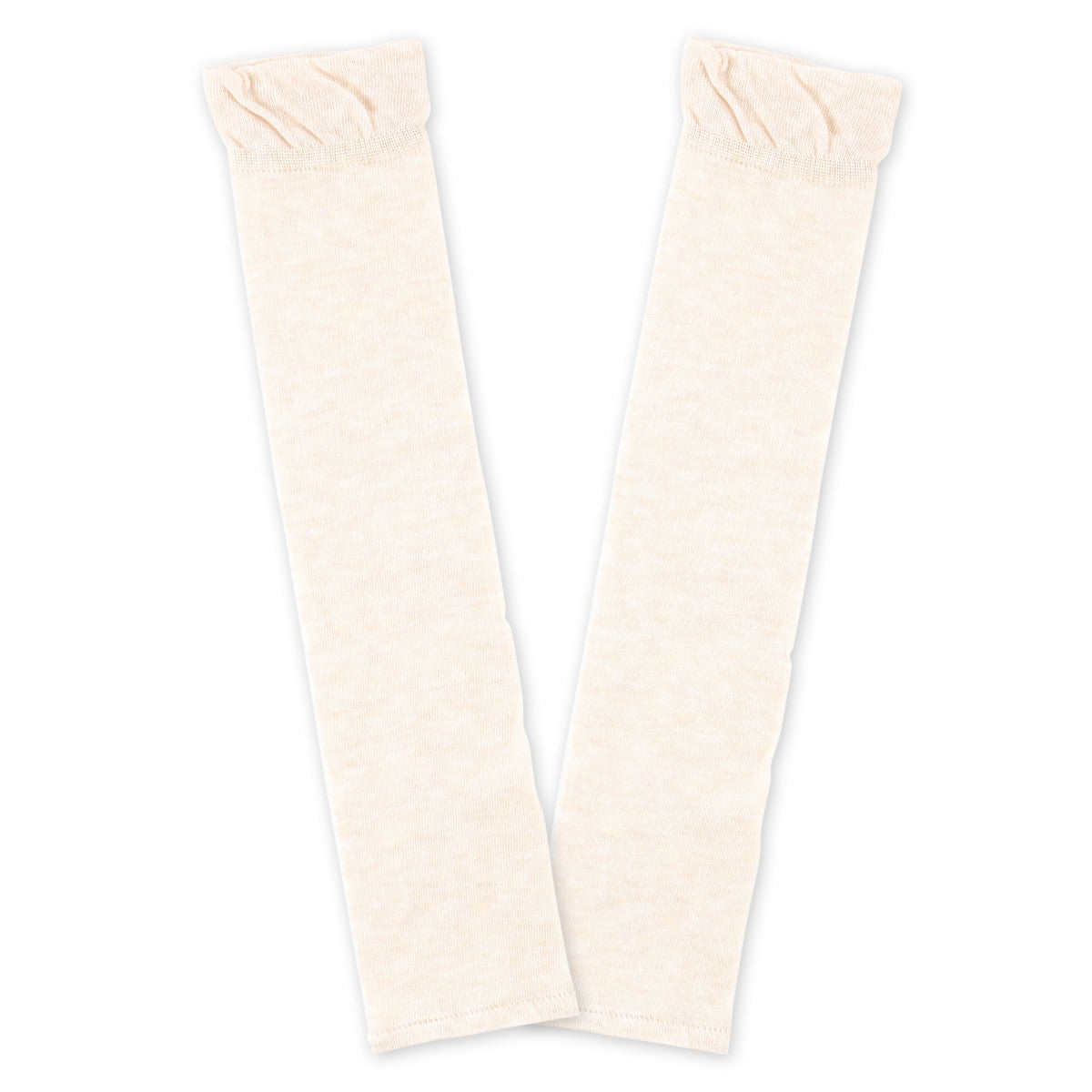 Prevent-the-chill Legwarmers | Beige - CHERRYSTONE by MARKET TO JAPAN LLC