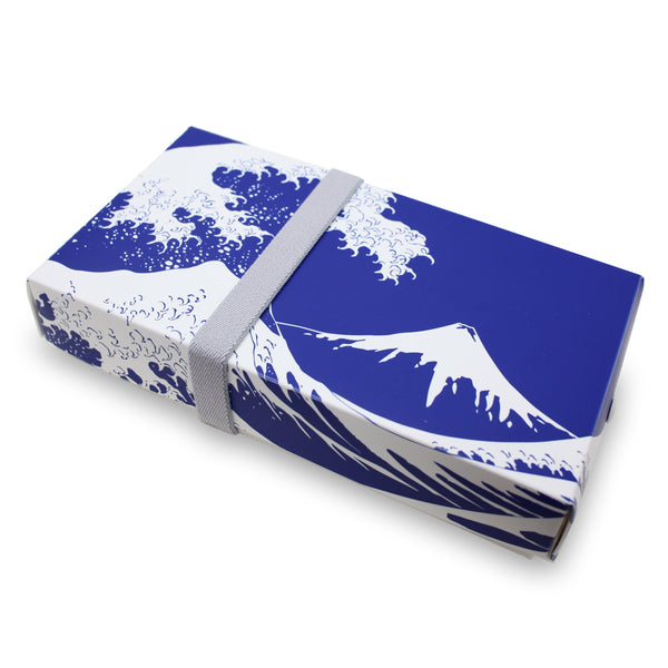 Reusable Foldable Lunch Box | Medium | Mt. Fuji - CHERRYSTONE by MARKET TO JAPAN LLC