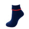 CHERRYSTONE® Cuff Socks NO GRIPS | Turn Cuff | Navy - CHERRYSTONE by MARKET TO JAPAN LLC