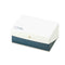 Reusable Foldable Sandwich Box | Blue & White - CHERRYSTONE by MARKET TO JAPAN LLC