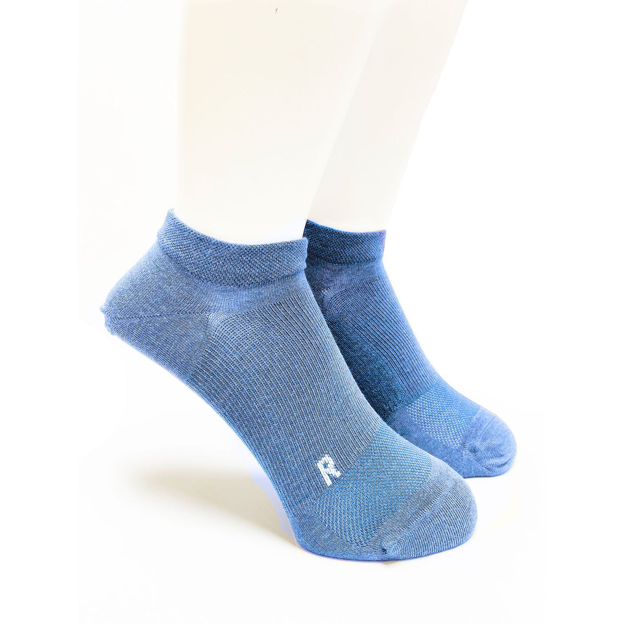 Arch Support Performance Socks | Running | Women | Endurance Blue - CHERRYSTONE