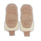 Loop Socks with Grips | Medium Size | Beige - CHERRYSTONE by MARKET TO JAPAN LLC