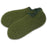 CHERRYSTONE® Slipper Socks with Grips | Size Large | *NEW!* Forest Green