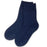 Thermal Slipper Crew with Grips | Classic | Large  | Navy
