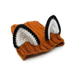 fox zoo snood dog snood