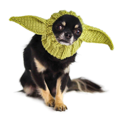 Dog Costume Baby Alien Zoo Snood