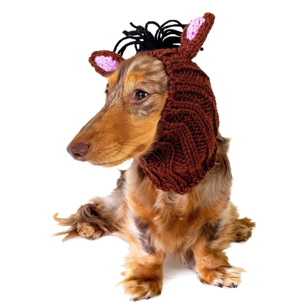 Dog Costume Horse Zoo Snood
