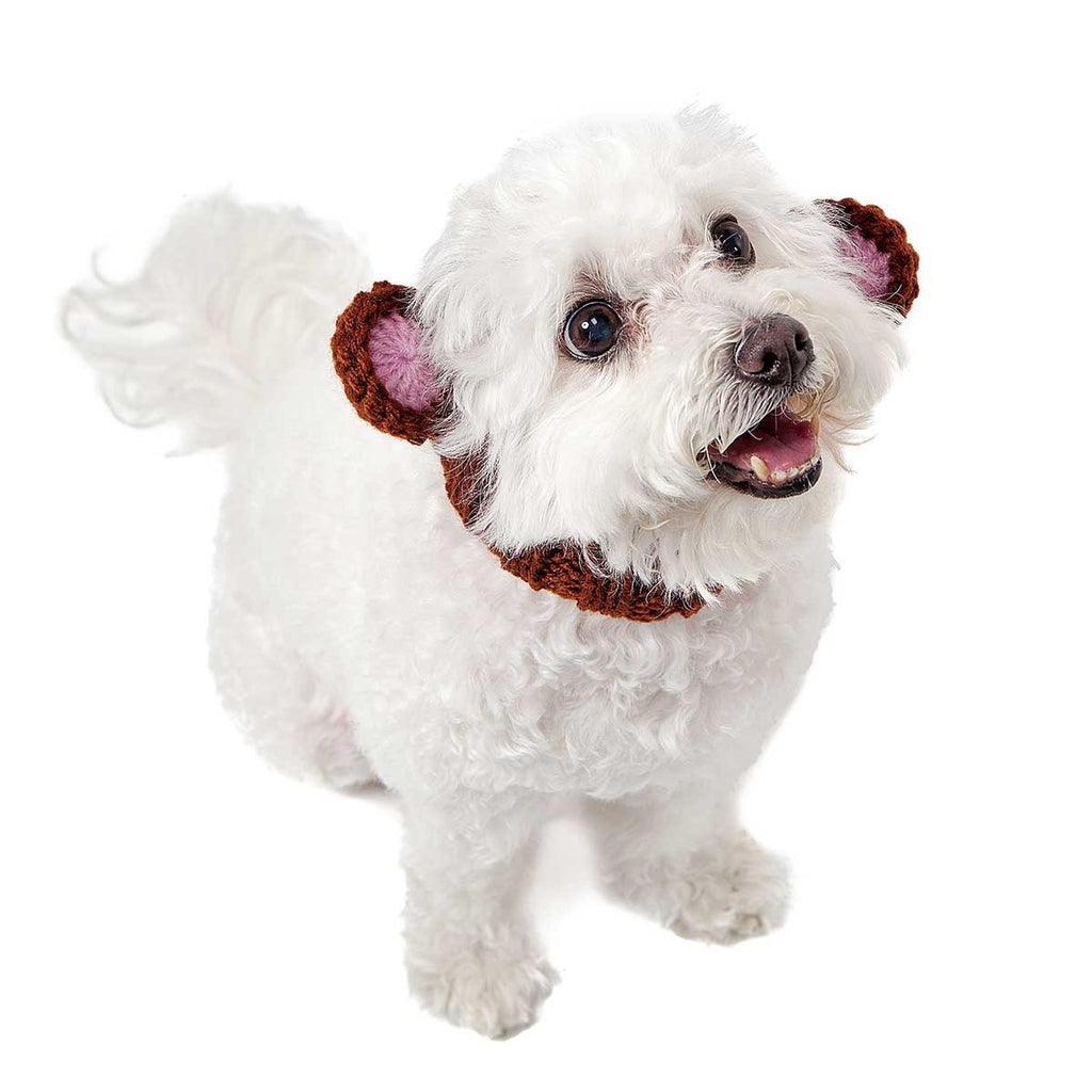 Dog Snood Costume Monkey Zoo Snood