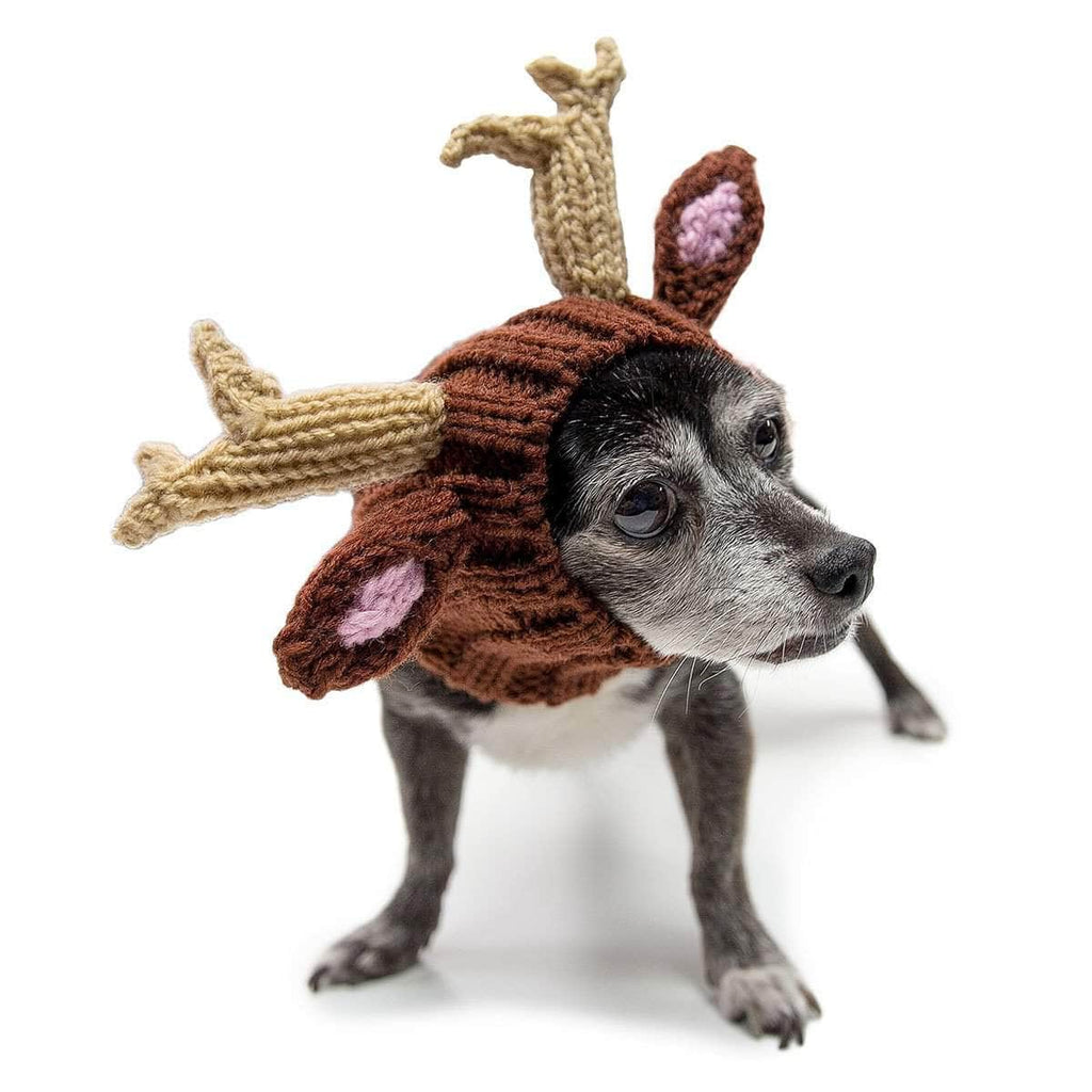 Dog Costume Reindeer Zoo Snood