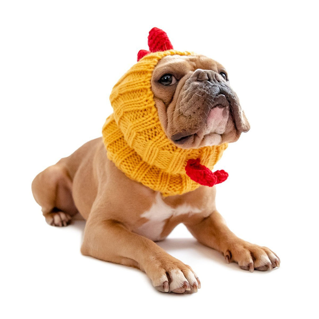 Dog Costume Rooster Zoo Snood