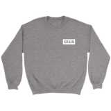 Grain Crewneck Sweatshirt - Unisex - Two Stops Film Photography Apparel