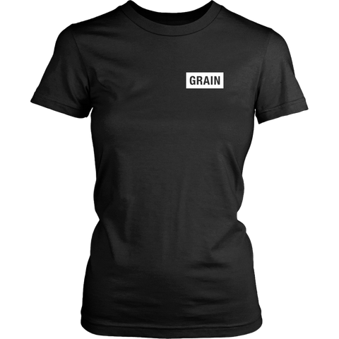 Grain Tee - Womens - Two Stops Film Photography Apparel