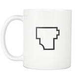 """Film T"" Coffee Mug - Two Stops Film Photography Apparel"
