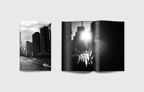 """My Kind of Town"" zine - Two Stops Film Photography Apparel"