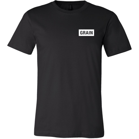 Grain Tee - Mens - Two Stops Film Photography Apparel