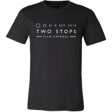 Two Stops Anniversary Tee - Mens - Two Stops Film Photography Apparel