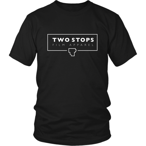 Two Stops Logo Shirt - Two Stops Film Photography Apparel