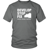 Develop Stop Fix - Two Stops Film Photography Apparel