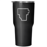 """Film T"" Coffee Tumbler - Two Stops Film Photography Apparel"