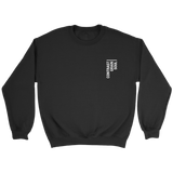Contrast Grain Soul Crewneck Sweatshirt - Unisex - Two Stops Film Photography Apparel