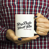 Stay Broke Shoot Film - Mug - Two Stops Film Photography Apparel