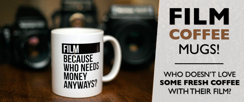 Film Coffee Mugs - Who Needs Money Anyways Mug