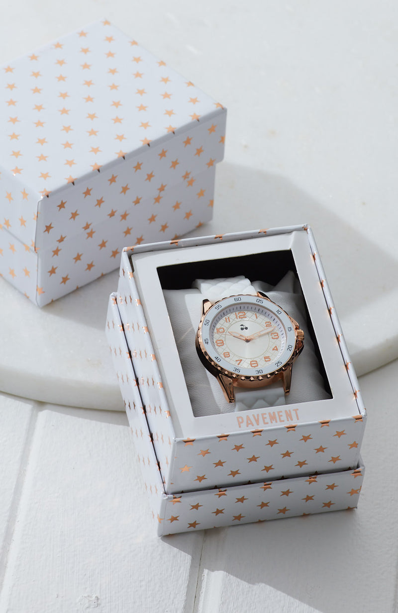 dream metallic pastel diving watch