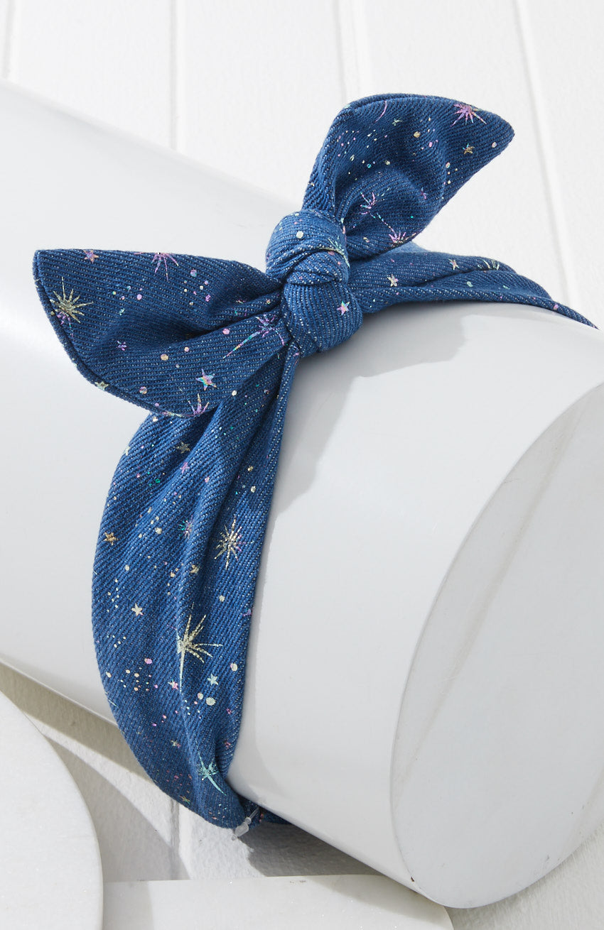 starry night headwrap
