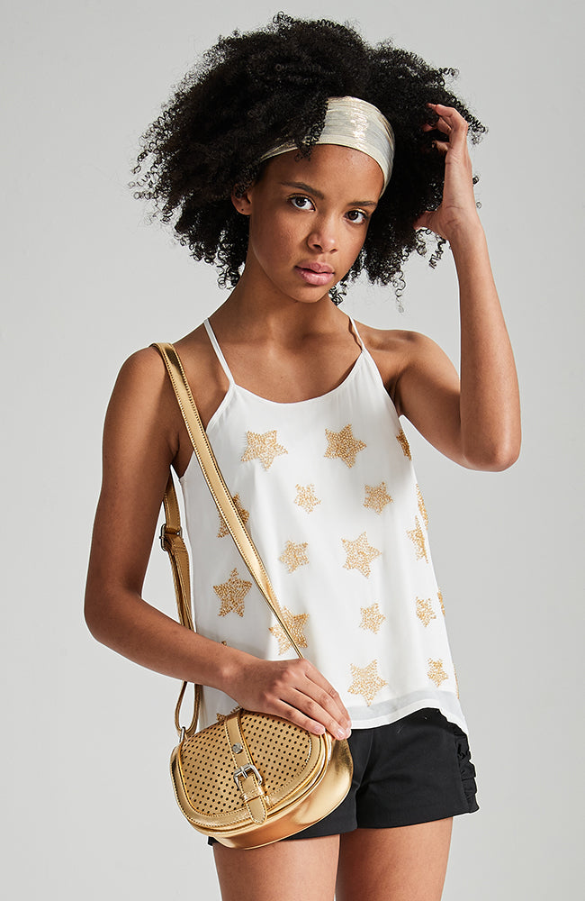 Stars Cross Body Bag
