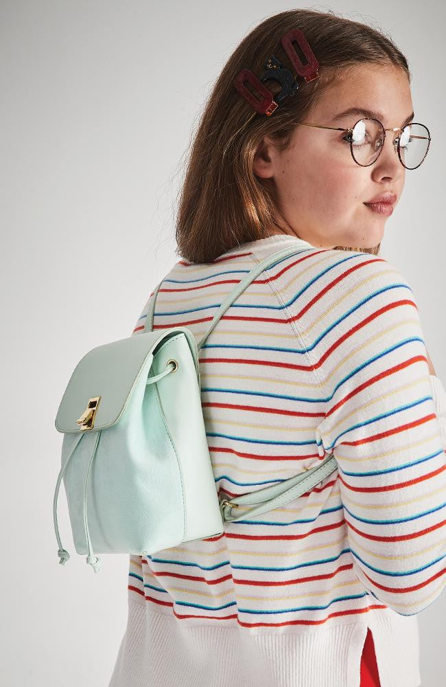 tiffany backpack