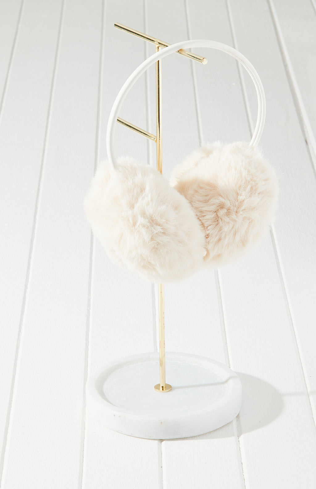 Chloe Super Soft Vegan Faux Fur Earmuffs