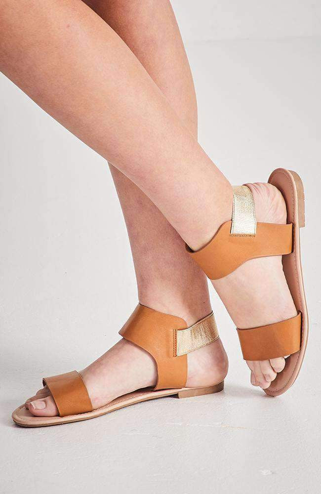 patent party sandal