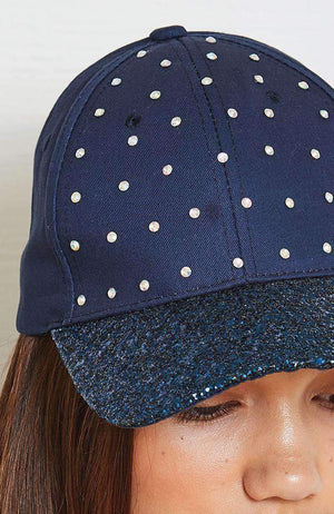 diamond spots cap