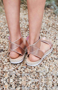 roman holiday sandal