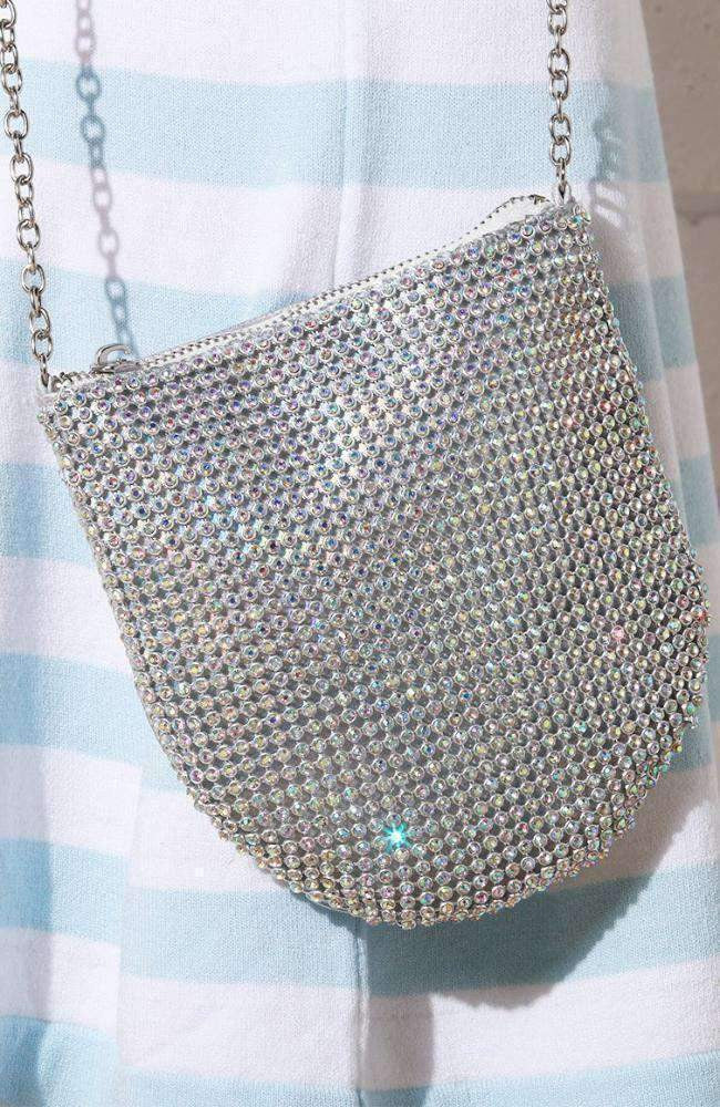diamond party bag