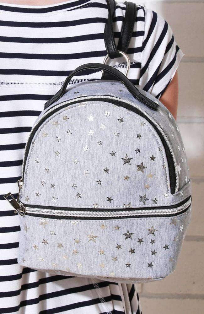 superstar unicorn backpack
