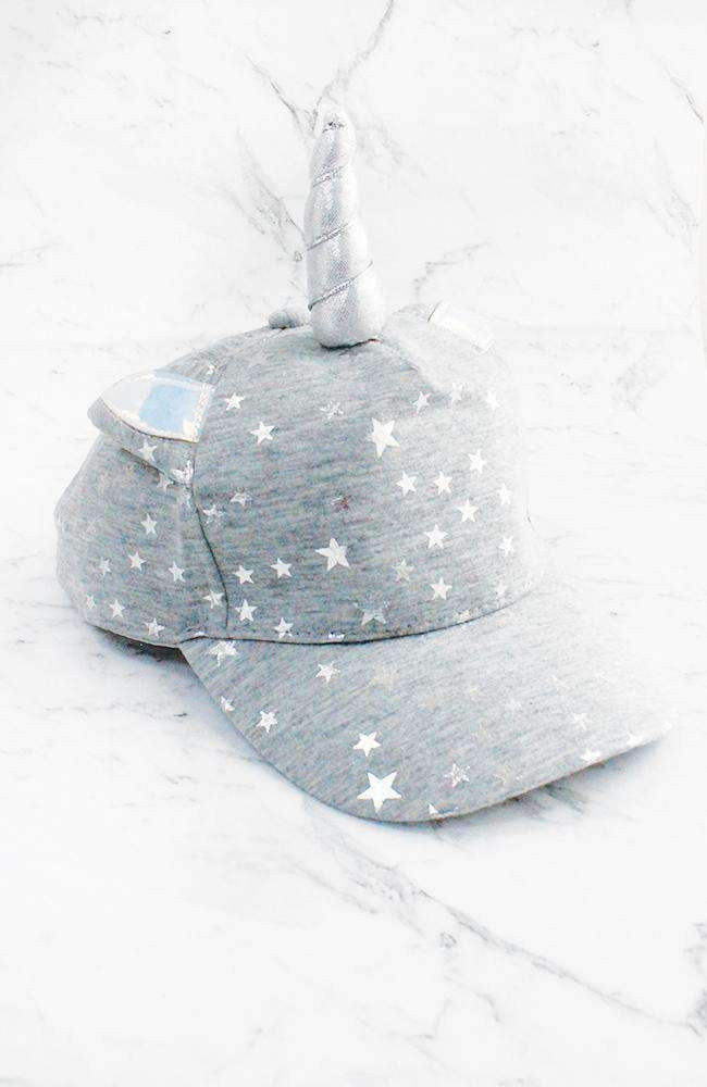 superstar unicorn cap