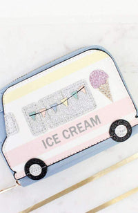 ice cream wallet