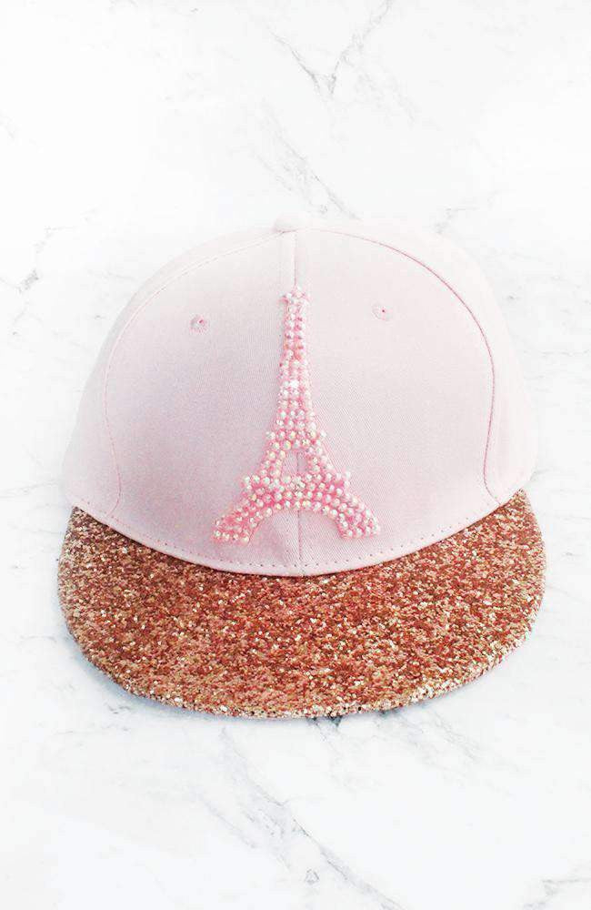 eiffel tower cap
