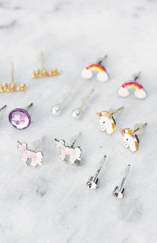spring fantasy earring collection