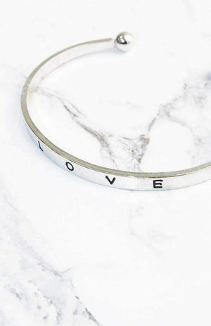 stripes bangle set
