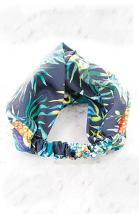 tropical headwrap
