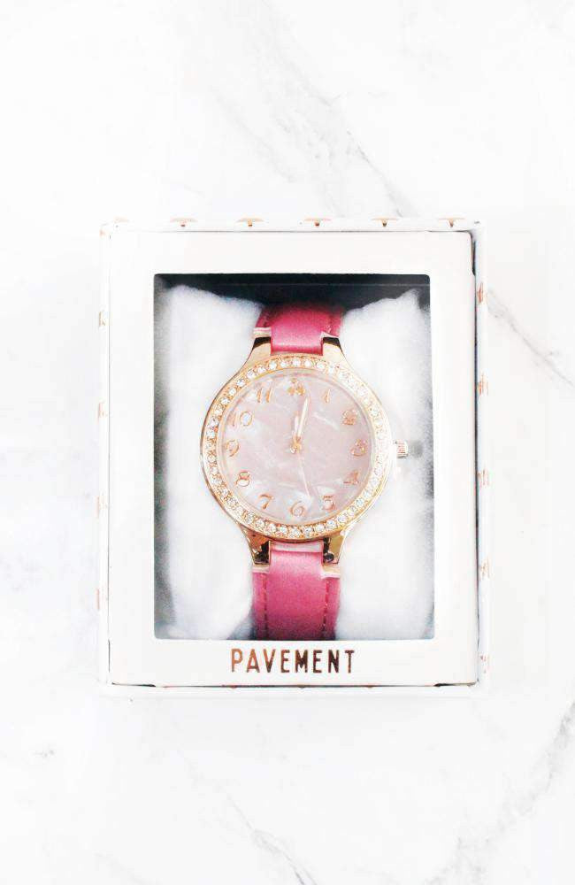 parisian pearl watch